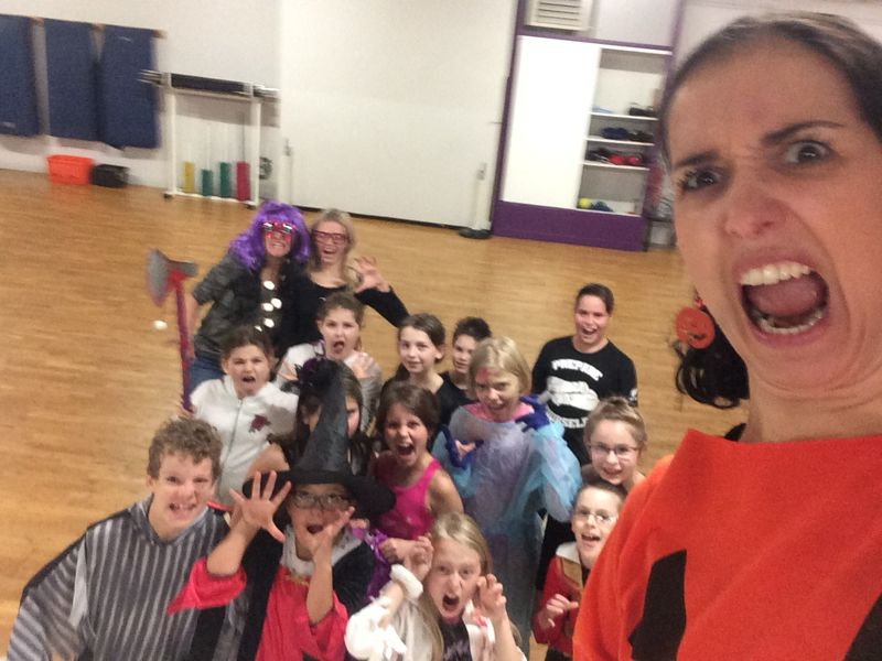 Zumba Kids Halloween Vitaform 2017
